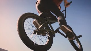 Dan Foley - How to Bunnyhop 360 BMX