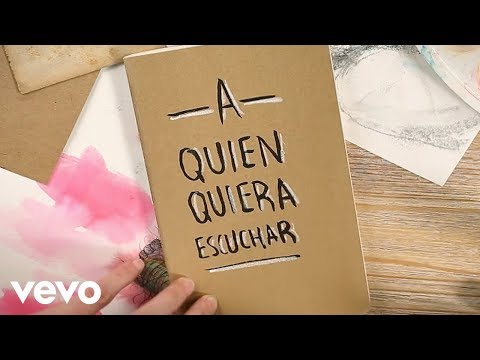 Maldita Nerea A Quien Quiera Escuchar Lyric Video
