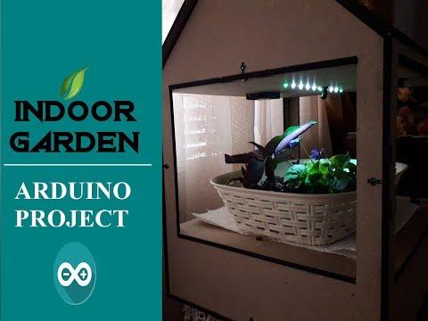 , title : 'How to make Arduino indoor garden