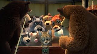 Маша та Ведмідь: Турнір з більярду (🎱 Кульки та кубики) Masha and the Bear