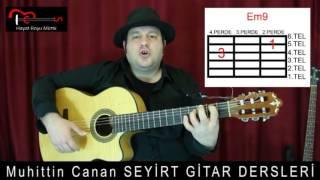 Gitar Dersi - Yani ( Gitar - Repertuar - İleri Seviye)