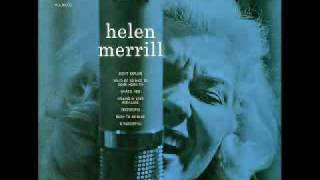 """Video thumbnail of """"Helen Merrill with Clifford Brown / You'd Be So Nice To Come Home To"""""""