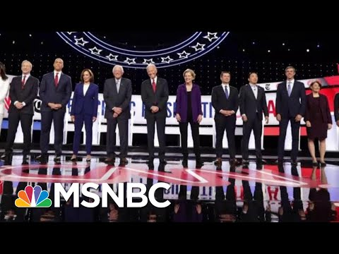 Democratic Donors Are 'Anxious' About Their Candidates | All In | MSNBC