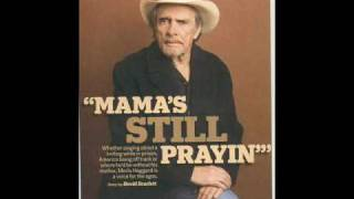 Merle Haggard, I think I'll just stay here and drink.