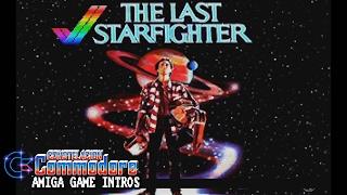 Amiga Game Intro The Last Starfighter Amiten Software 2016
