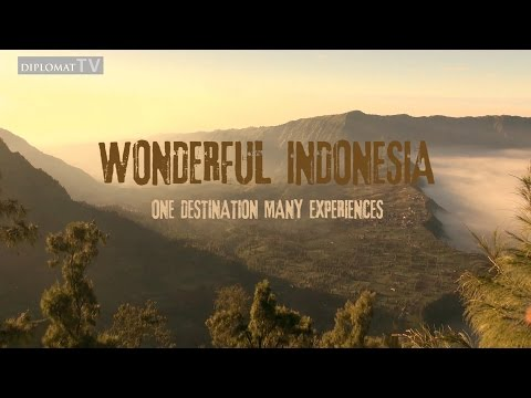 Wonderful Indonesia, One Destination Many Experiences