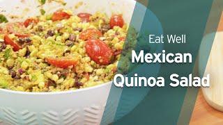 Recipe: Summer Mexican Quinoa Salad