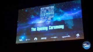 Destination Star Trek Germany - Opening Ceremony