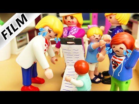 Playmobil Film deutsch JUGENDAMT BEI FAMILIE VOGEL - Werden ihnen die Kinder weggenommen? Kinderfilm