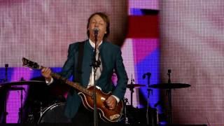 Paul McCartney - Can't Buy Me Love - Philadelphia 07-12-2016