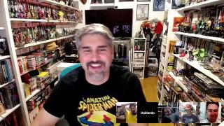 Hablando Comic: VIVO entre amigos #1