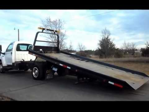 Chevrolet C5500 Jerr-Dan Rollback Tow Truck For Sale By CarCo Truck Sales Mp3