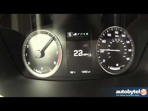 2015 Hyundai Sonata Eco 0-60 MPH Test *Video*