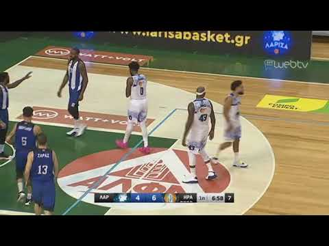 ΛΑΡΙΣΑ – ΗΡΑΚΛΗΣ | Basket League | 19/10/2019 | ΕΡΤ