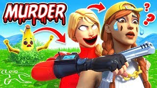 ESCAPE The BUSH KILLER! *NEW* Game Mode in Fortnite
