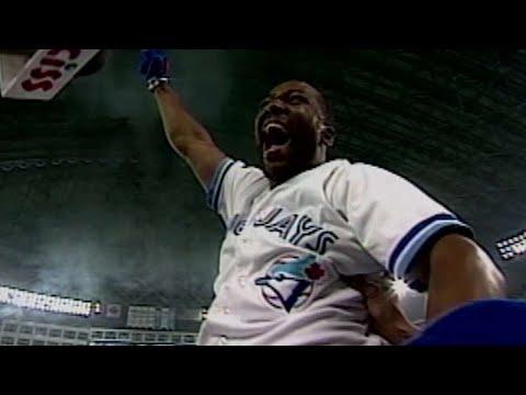Must C Classic: Joe Carter belts three-run walk-off homer to win 1993 World Series