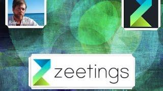 App per prof #30 ZEETINGS (presentazioni interattive)