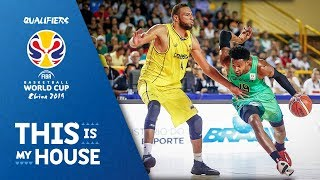 Brazil vs. Colombia - Highlights - FIBA Basketball World Cup 2019 - Americas Qualifiers