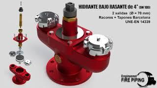 Nuestros Hidrantes y Manifolds
