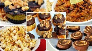 Healthy Buffet Finger Food 5 Ways (Vegan & Gluten-free)