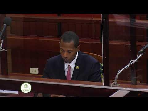 Shyne Barrow Says GOB's Eleventh Amendment Bill is Aimed at Him