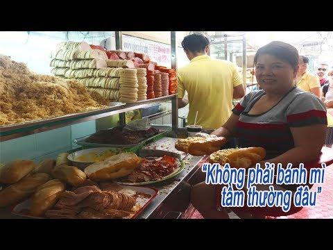 Bà chủ Huỳnh Hoa lý giải 'chém' 40k/ổ bánh mì ô môi đắt nhất Sài Gòn