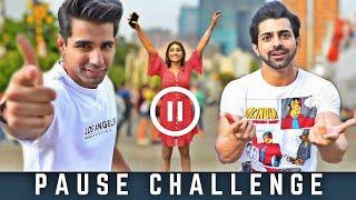 Pause Challenge | Rimorav Vlogs