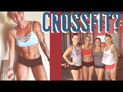 SO YOU WANT TO TRY CROSSFIT?
