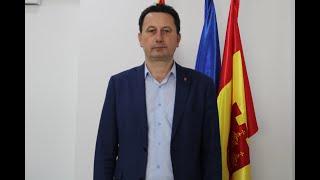 Прес-конференција на градоначалникот Мицевски
