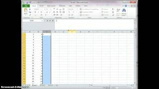Apply a Formula to an Entire Column in Excel