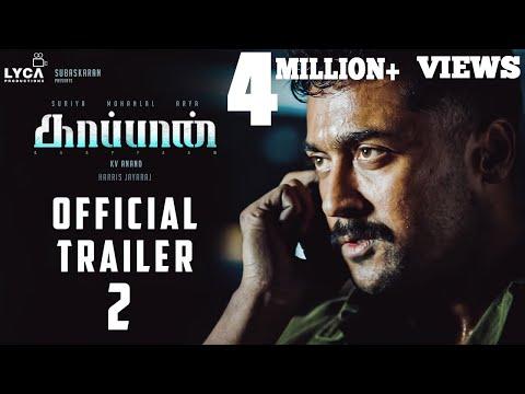 KAAPPAAN - Official Trailer 2 | Suriya, Mohan Lal,..