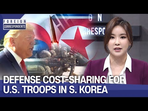 [Foreign Correspondents] Ep.152 - Controversy over defense cost-sharing _ Full Episode