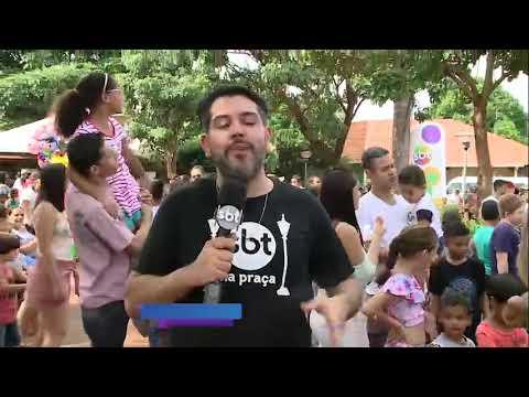 SBT na Praça - Maio 2019 - Dumont SP