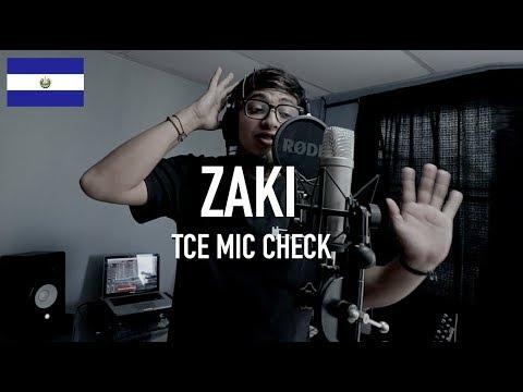 Zaki - Hara Kiri [ TCE Mic Check ]