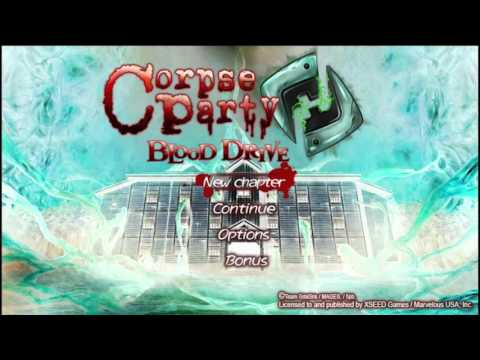 Corpse Party: Blood Drive Vita Gameplay