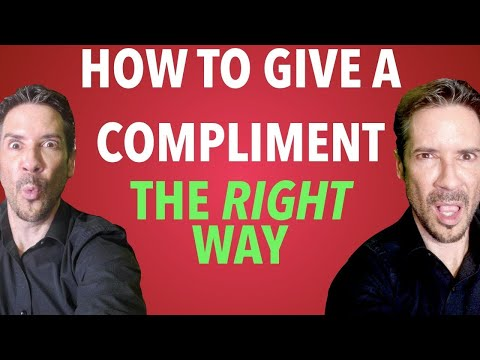 How To Give A Compliment The Right Way: Effective Communication Skills Training Videos Mp3