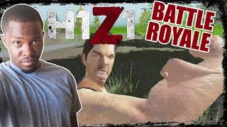 Battle Royale H1Z1 Gameplay - MIZOO vs BLACKROB IN THE FINALS!| H1Z1 BR Gameplay