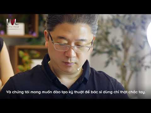 GS.BS Kwon Han-jin chuyển giao công nghệ chỉ Ultra V Lift