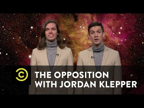 Could Climate Change Save Crab Dicks? – The Opposition w/ Jordan Klepper