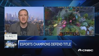 Founder of one of esports' biggest teams talks competing for $25 million prize pool