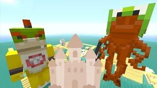 Minecraft Wii U - Nintendo Fun House - Bowser Jr's Atlantis Adventure! [68]