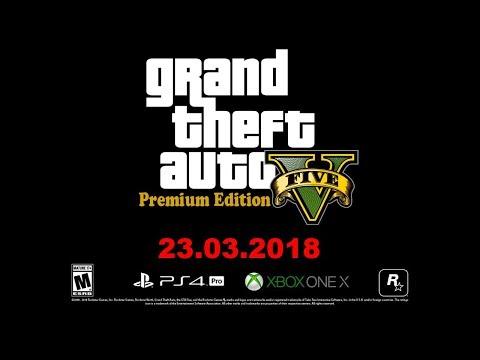 GTA 5 - ПРЕМИАЛЬНОЕ ПЕРЕИЗДАНИЕ !!! (GTA V: Premium Edition)