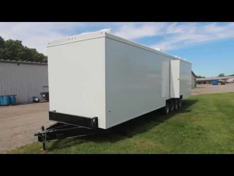 ADA Restroom Trailers | Portable Restrooms Trailer | Luxury 10 + ADA
