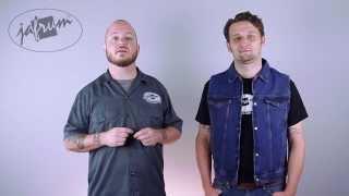MV107 Denim Motorcycle Vest Review At Jafrum.com