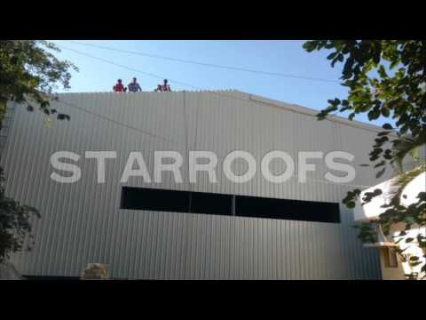 Roofing Structure installation service