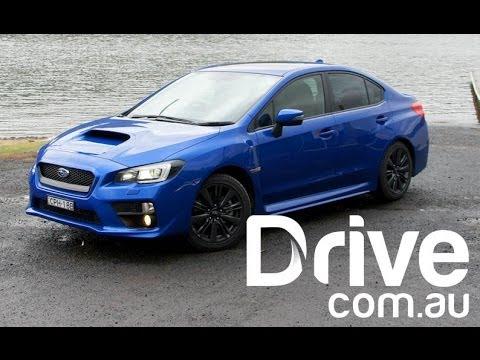 Subaru WRX 2014 Australian First Drive Review | Drive.com.au