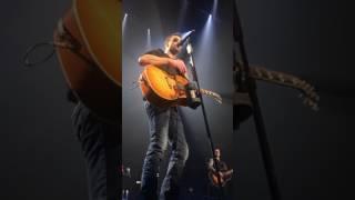 Eric Church - Livin Part Of Life @ Little Rock, Arkansas 2/4/2017