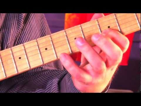 Guitar lesson 3-1 G minor Licks