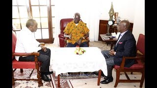 Uhuru's promise to Moi | Press Review