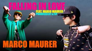 MARCO MAURER - Falling In Love Ft.Mario Maurer [Official Audio]